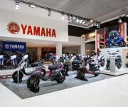 Eicma 2012 - Gamma scooter 2013
