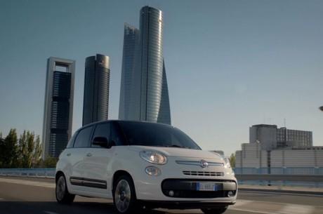 Key Award 2012 - Fiat 500L