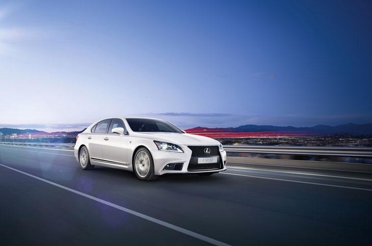 Lexus LS Hybrid