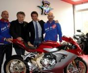 MV Agusta Team ParkinGO