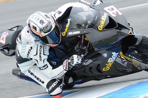 BMW Motorrad - Marco Melandri