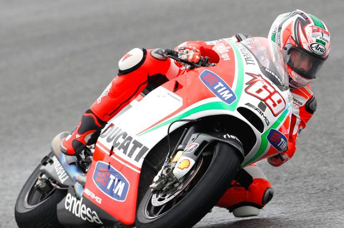 MotoGP Valencia - Nicky Hayden