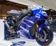 Eicma 2012 - Yamaha Race Blue Series