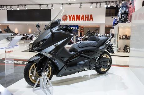Eicma 2012 - Yamaha TMAX Black Max m.y.-2013