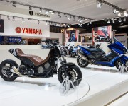 Eicma 2012 - Yamaha TMAX Hyper Modified by Roalnd Sands