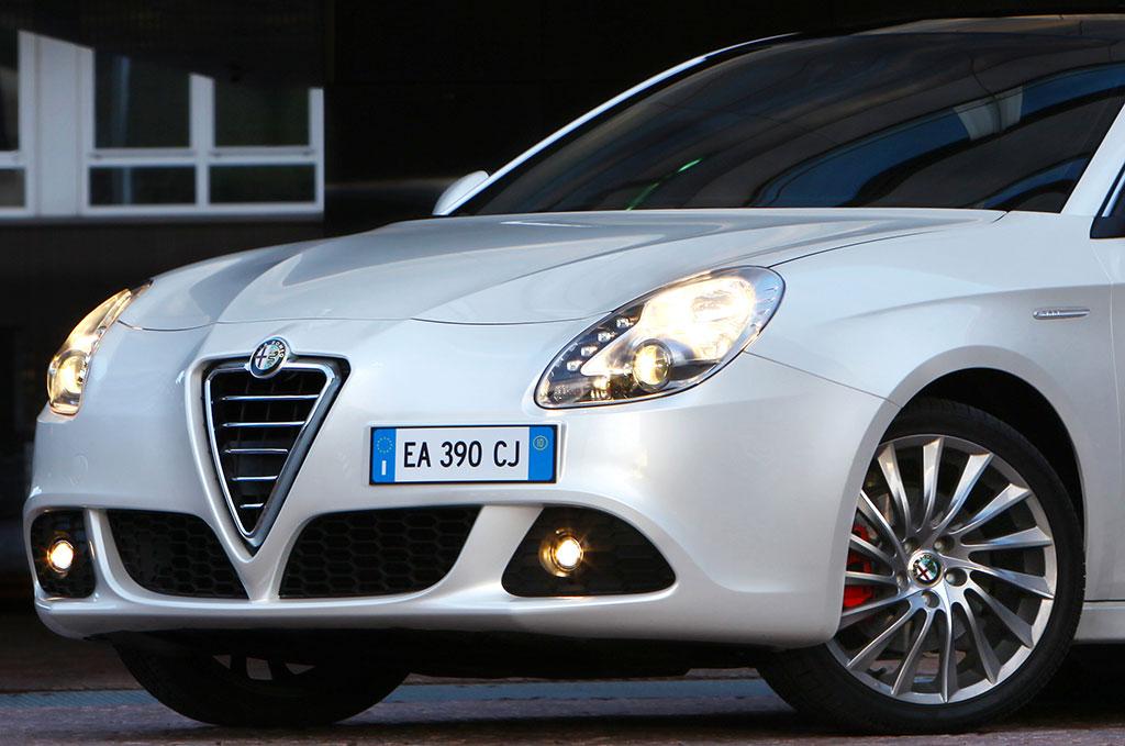 Alfa Romeo Giulietta è leader del segmento