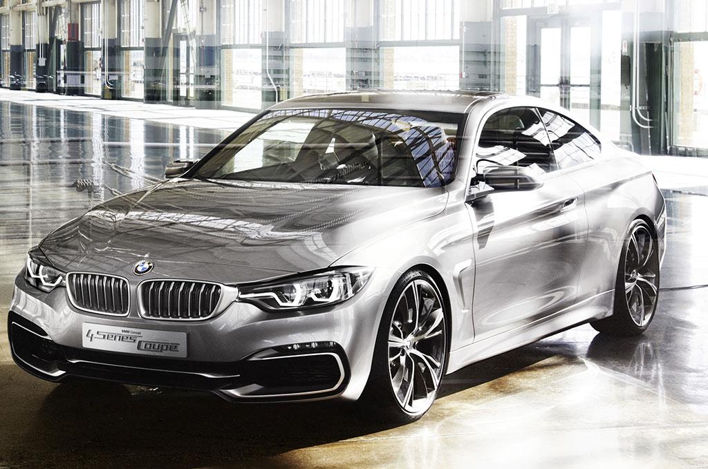 BMW Concept Serie 4 Coupé