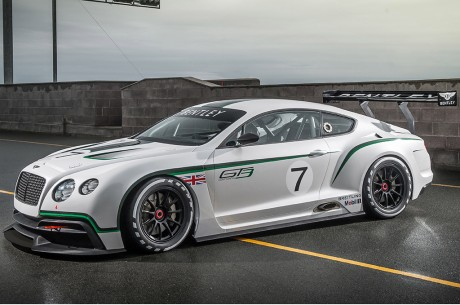 Bentley Continental GT3 Concept Race