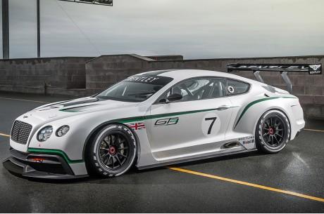 Bentley Continental GT3 Concept Race