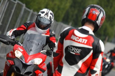 Ducati Riding Experience (DRE) 2012