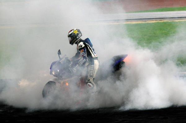 Jorge Lorenzo - Race of Champions