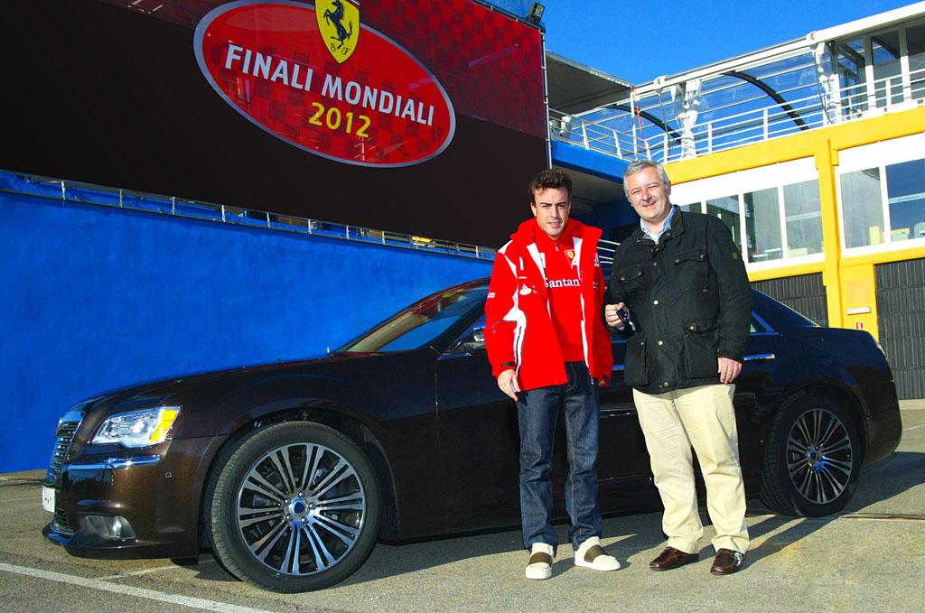 Lancia Thema - Fernando Alonso