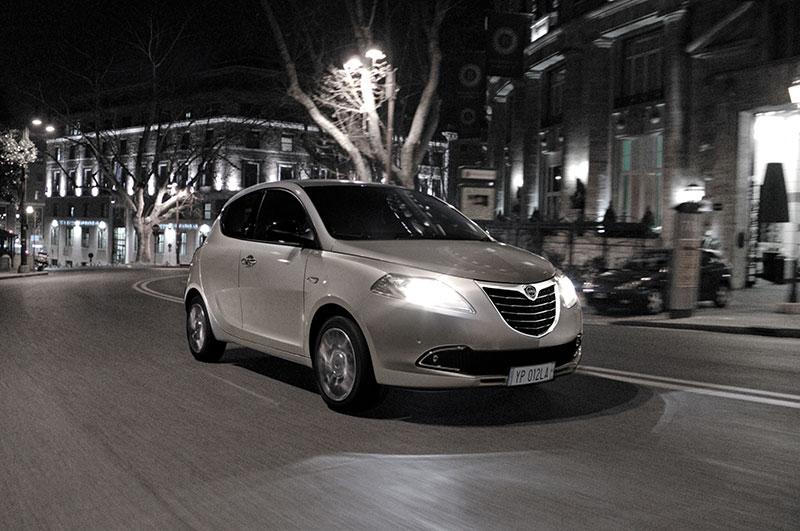 Lancia Ypsilon Ecochic Metano