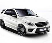 Mercedes ML 63 AMG by Rezonance