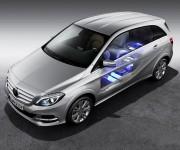 Motor Show - Mercedes Classe B Natural Gas Drive