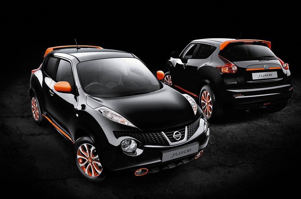 Nissan Juke - Programma personalizzazione