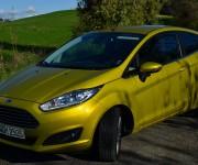 Nuova Ford Fiesta