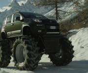 Panda Monster Truck