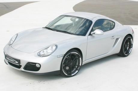 Porsche Cayman S by Speedart