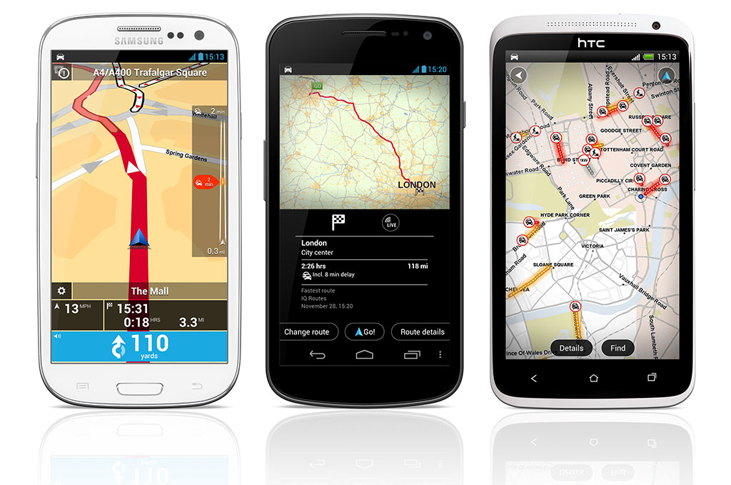TomTom Android Release 1.1