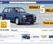 Facebook - Renault