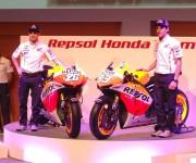 Nuove livree per Repsol Honda
