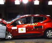 Nuova Renault Clio leader nella sicurezza