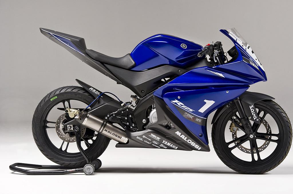 Yamaha YZF-R125 Cup 2013