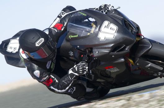 Team FIXI Crescent Suzuki