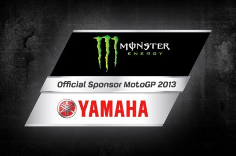 Yamaha MotoGP: nuovo accordo con Monster Energy