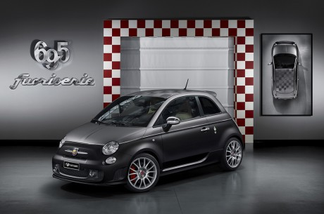 Abarth Black Diamond