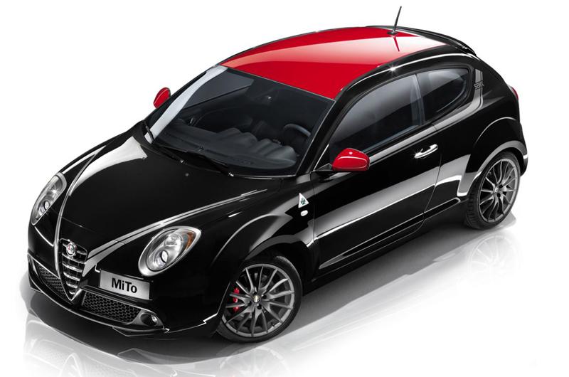 Alfa Romemo MiTo SBK Limited Edition