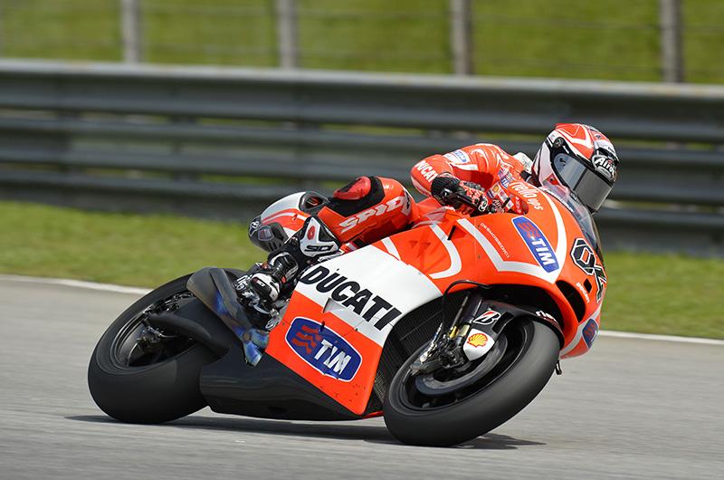 Team Ducati MotoGP - Andrea Dovizioso