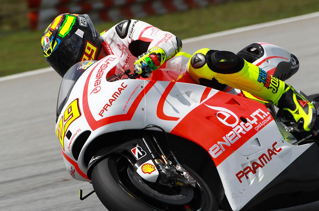Andrea Iannone – Energy T.I. Pramac Racing Team
