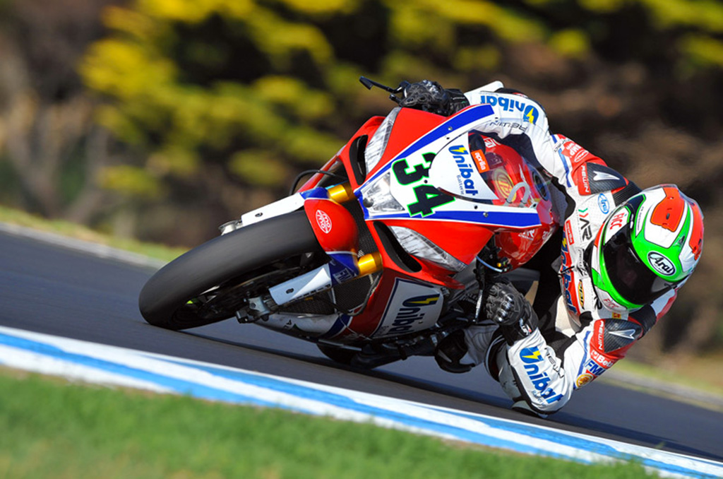 Team Althea Racing - Davide Giugliano