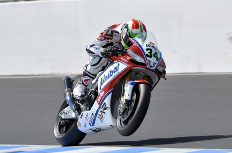 Davide Giugliano - Team Althea Racing