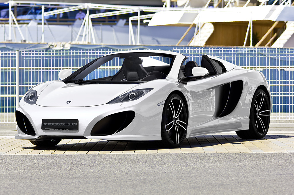 McLaren 12C Spider by Gemballa