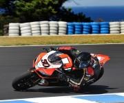 Sylvain Guintoli - Test SBK 2013 - Phillip Island