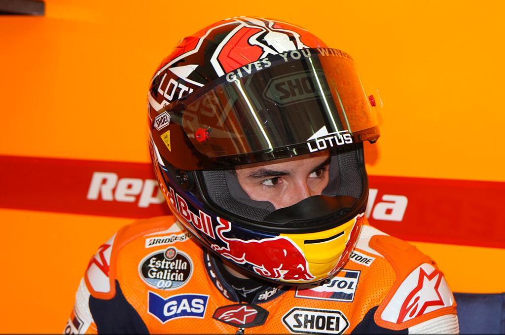 Valentino Rossi e Marc Marquez primi nei test di Sepang