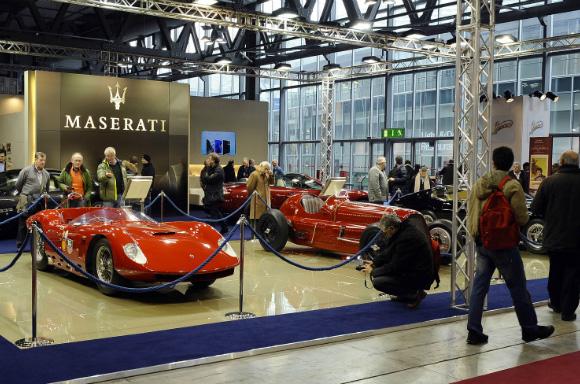 Maserati Milano AutoClassica
