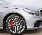 Nuova Mercedes Classe E 63 AMG