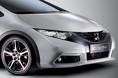Nuova Honda Civic Model Year 2013