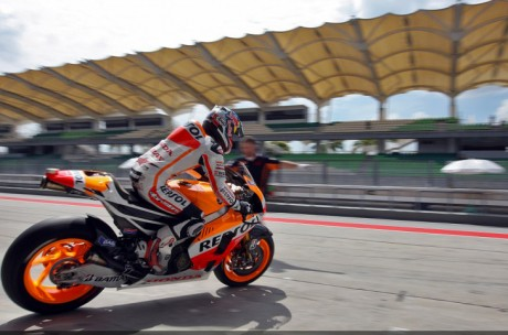 Honda RC213V - Test Sepang - MotoGP 2013