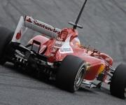 Fernando Alonso - Test Barcellona