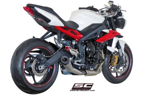 SC-Project Triumph Street Triple 675 2013