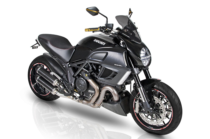 Kit Barracuda Ducati Diavel