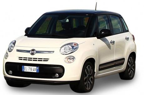 Bburago presenta la Nuova Fiat 500L