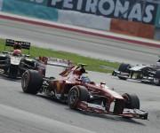 Felipe Massa - Malesia 2013