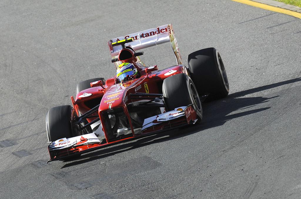 Felipe Massa - GP Australia 2013
