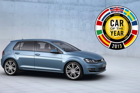 Volkswagen Golf Car of the Year 2013